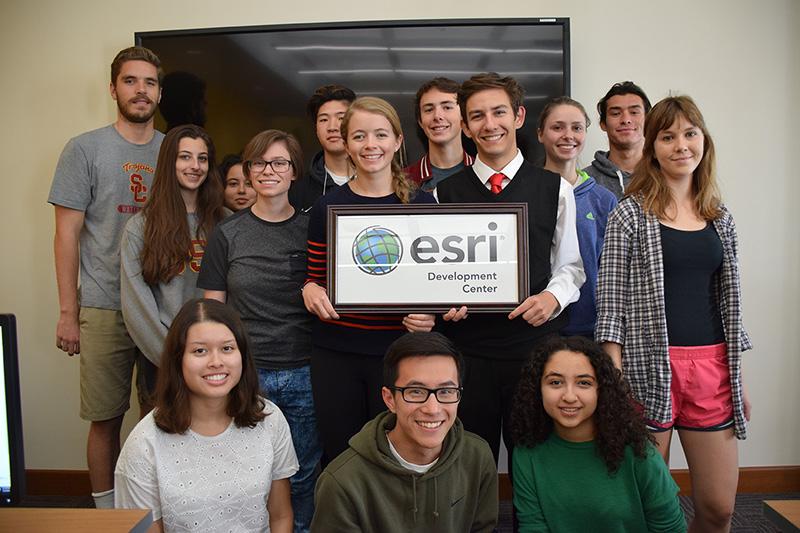 Esri Development Center   USC Dornsife   Spatial Sciences