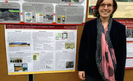 1-Patty-Jula-poster-at-GIS-Day-2013