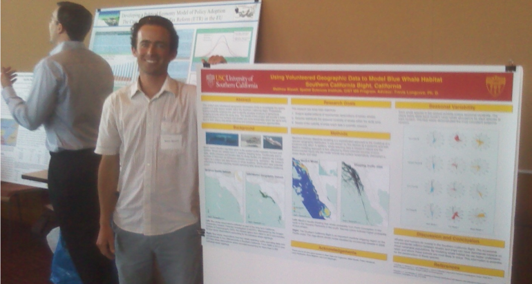 Bissell Presents Whale Research at Sustainability Research Symposium