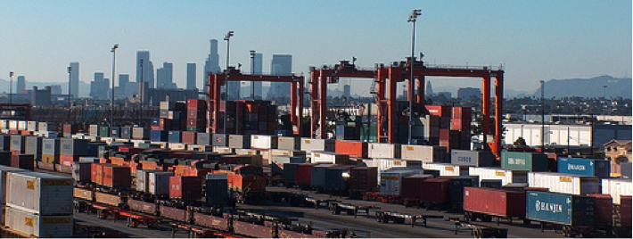 Research Update: Rail Yards Disproportionately Affect Air Quality For Poor and Minorities