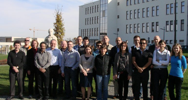 SSI Delegation Attends International Online GIS Education Meeting