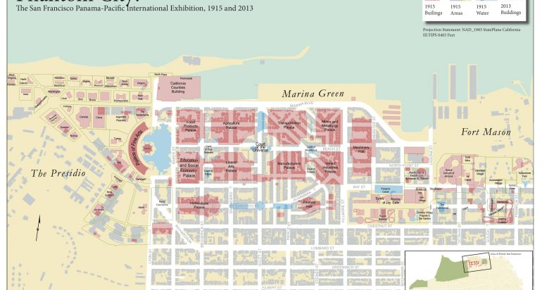 GIST Students to Exhibit Maps at Esri User Conference