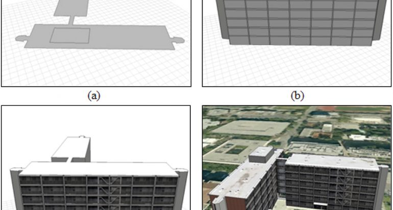 SSI Research Integrates Architectural Data With 3D GIS Tools