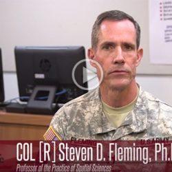 COL [R] Steven D. Fleming