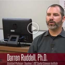 USC GIST Presents | Prof. Darren Ruddell | Urban Environments