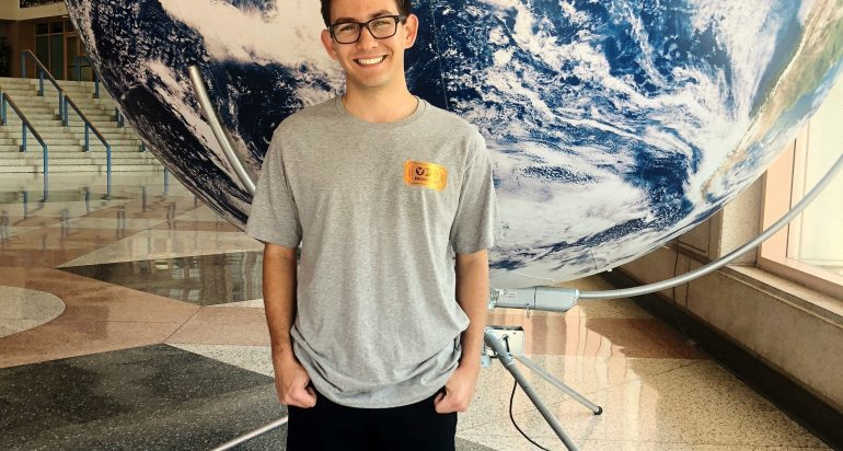 USC Spatial's Rich Windisch receives ASPRS scholarship