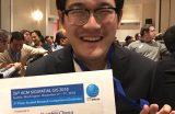 accomplishments-Yuanbing-Cheng-SigSpatial-medal