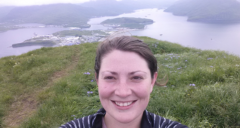 World-Class Honors: SSI's Carrie Steves takes UNIGIS International 2018 Academic Excellence Prize