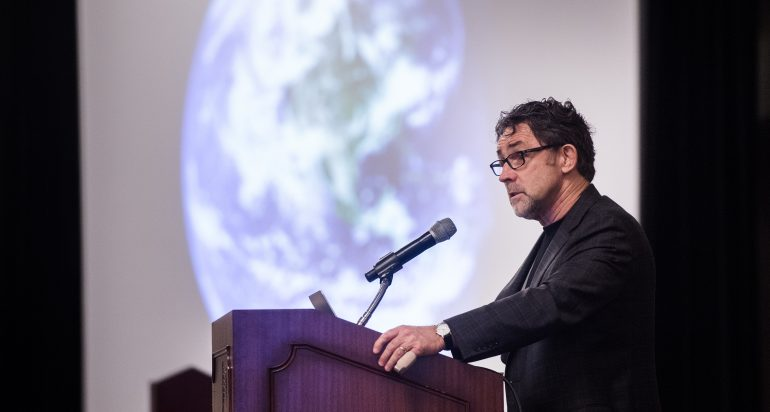 John Wilson elected to International Society for Digital Earth council