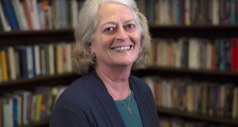 Karen Kemp becomes UCGIS president