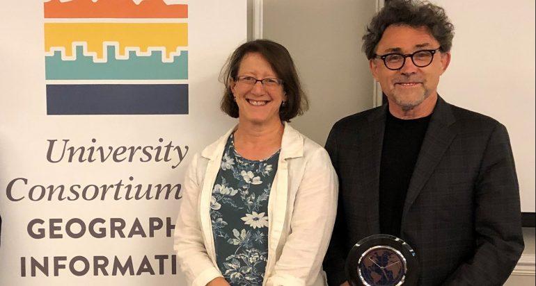 SSI accomplishments at the 2019 UCGIS Symposium