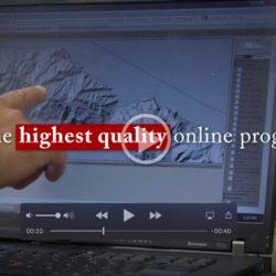 The most comprehensive online GIS program