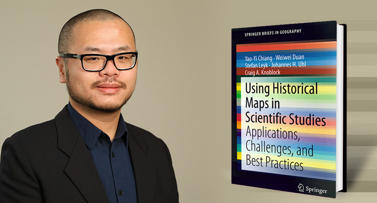 Using Digital Map Processing & Historical Maps in Scientific Studies