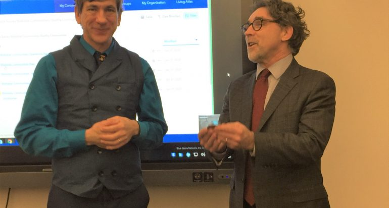 Dr. Joseph Kerski and Evangelizing for GIS
