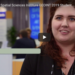 USC Spatial Sciences Institure GEOINT 2019 Student Assistants