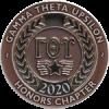 Repeat Honors for SSI's Gamma Theta Upsilon Chapter