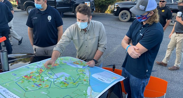 Using Drones to Improve Wildfire Response