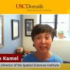 Susan Kamei's welcome advice