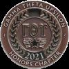 Three-peat Honors for SSI's Gamma Theta Upsilon Chapter